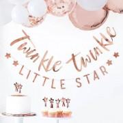 Twinkle Twinkle Little Star Banderoller