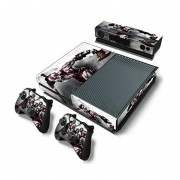 Xbox One Skin Estampa Pegatina - God Of War
