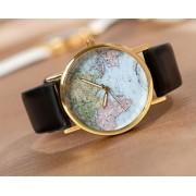 Ceas dama Globe Color Black