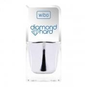 Lac intaritor pentru unghii cu praf de diamant, Diamond Hard - Wibo