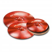 Paiste CS 900 Cymbal Set Universal Color Sound Red