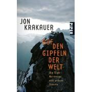 Jon Krakauer - Auf den Gipfeln der Welt: Die Eiger-Nordwand und andere Träume - Preis vom 11.08.2020 04:46:55 h
