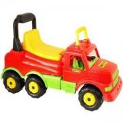 Детско камионче за яздене и бутане, Polesie, 411013