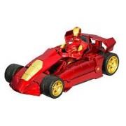 Iron Man 2 Iron Racers - Turbo Racer