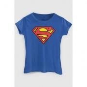 Camiseta DC Comics Superman Oficial bandUP! - Feminino