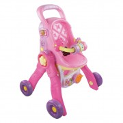VTech Little Love - 3in1 Poppenwagen