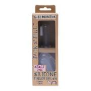 Silicone Fingerbrush 2 Pk