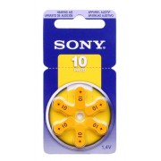 Baterii audtitive zinc-aer Sony SO10
