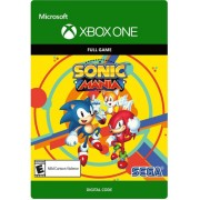 SONIC MANIA - XBOX ONE - XBOX LIVE - WORLDWIDE - MULTILANGUAGE