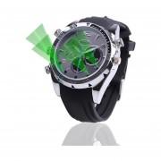 Reloj Cámara Espia FullHD GoGo Electronics 1 Con Visión Nocturna-Negro