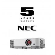 NEC ME361W Desktop Projector, WXGA, 3600AL, LCD based Projector