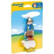 Комплект Плеймобил 6974 - Пастир с овца Playmobil, 2900186