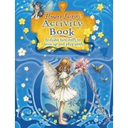 Flower Fairies Activity Book 'With Cut-Out Paper Dolls & Clothes', Paperback