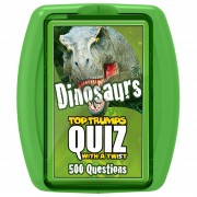 Winning Moves Top Trumps Quiz - Dinosaurs