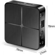 LEOXSYS V2-4K Android 7.1 TV Box mini pc 2GB RAM 16GB Storage WIFi Display Miracast