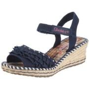 Sandale fetite espadrile Skechers Cali lila