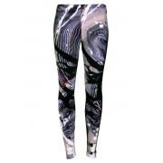 kalhoty dámské (leginy) DISTURBIA - Static - 342