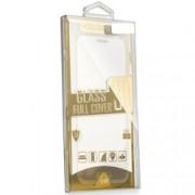 Folie Protectie iPhone 6, 6S Sticla Securizata 3D FullGlue - Alb