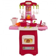 Cook Fun Lightweight Kitchen Set Pretend Play From Tlf