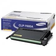 Toner Samsung CLP-Y600A, Yellow