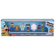 Set Figurine Disney Crossy Roads Mini Figures 7 Pack