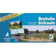 Fietsgids Bikeline Deutsche Sielroute   Esterbauer