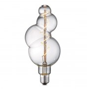 Home sweet home LED lamp Bubble E27 4W 160Lm 2200K dimbaar - helder