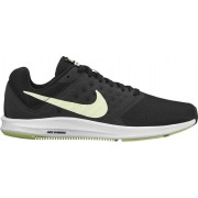 Nike Downshifter 7 W - scarpe running neutre - donna - Black/Volt