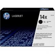 HP 14X Tóner Original Laserjet Alta Capacidad Negro