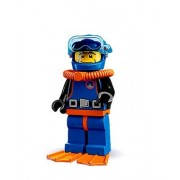 LEGO 8683 Minifigures Series 1 - Sea Diver