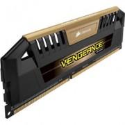 Ram памет corsair ddr3, 1600mhz 8gb 2x240 dimm, unbuffered, 9-9-9-24, vengeance pro gold heatspreader, supports - cmy8gx3m2a1600c9a