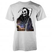 Abandon Ship Camiseta Abandon Ship Cosmic Creaper - Hombre - Blanco - S - Blanco