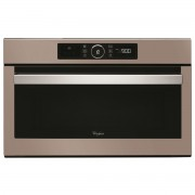 Cuptor cu microunde incorporabil Whirlpool Absolute AMW 730 SD, 6th Sense, 31 l, 1000 W, Grill, Timer, Touch control, Quartz Light