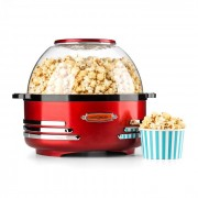 OneConcept Couchpotato, červený, popcornovač, elektrické zariadenie na prípravu popcornu (SHU2-Couchpotato-R)