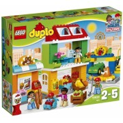 My Town Piata mare a orasului 10836 LEGO Duplo