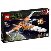 X wing Fighter al lui Poe Dameron LEGO 75273