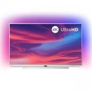 Телевизор Philips 43 THE ONE, 4K UHD LED Android TV, Pixel Plus HD, 3-странен Ambilight, 1700 PPI, HDR 10+, 43PUS7304/12