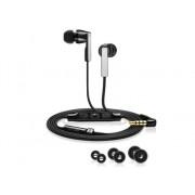 Sennheiser Auriculares con cable SENNHEISER Intra CX 5 (In ear - Micrófono - Atiende llamadas - Negro)