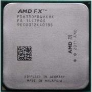 AMD Black Edition - AMD FX 6350 - 3.9 GHz - 6 c¿urs - 6 Mo cache - Socket AM3+ - Box