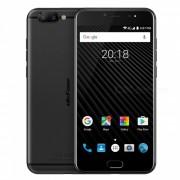 """Ulefone T1 Premium Edition Android 7.0 5.5 """"FHD 4G Phone con doble camara frontal Fingerprint 6GB RAM 128GB ROM - Negro (US Plug)"""