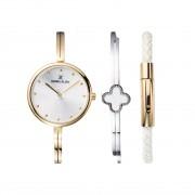 Ceas, pentru dama, Daniel Klein Gift Set DK11928-1