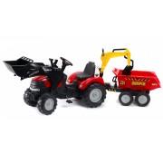Traktor Mc Cormick konstruktor na pedale (995w)