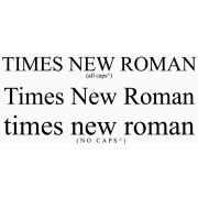 GRAVÍROVANIE Font/ Typ písma: Times New Roman