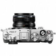 Aparat Foto Digital Compact Olympus PEN-F 1718 + EW-M1718 Gri