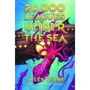 20,000 Leagues Under the Sea, Hardcover