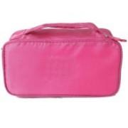 Everyday Desire Undergarments and innerwear Storage Bag Travel Organiser Multi Purpose - Pink(Pink)
