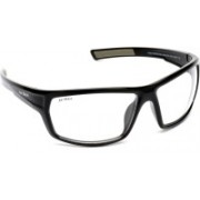 Joe Black Sports Sunglasses(Clear)