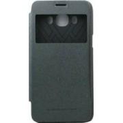 Husa Flip My Case My-Wow Samsung Galaxy J5 2016 J510 Gri