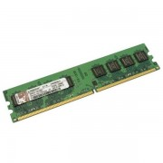 Ram Barrette Mémoire Kingston 1Go DDR2 PC-6400 800Mhz KVR800D2N5/1G Unbuffered