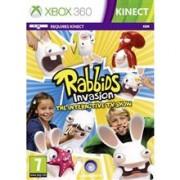 Rabbids Invasion The Interactive TV Show (kinect) Xbox 360
